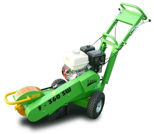 Laski F360SW/11 Stump cutter with 11,0 HP four-stroke engine