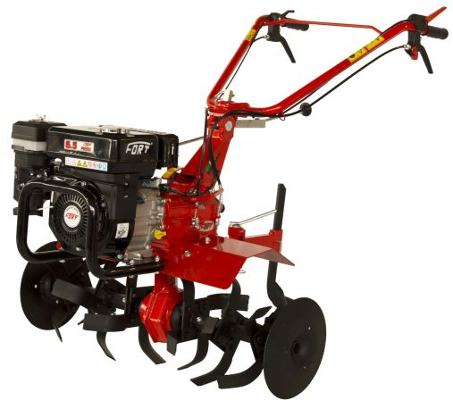 Fort Mini Tigre F65B Motor hoe with 6,7 HP petrol engine