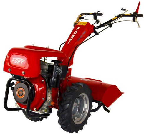 Fort Fort 280 GX200 Motor cultivator with 5,1 hp petrol engine