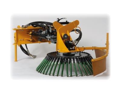 Becx OB 90 Weed brush without edge cutter