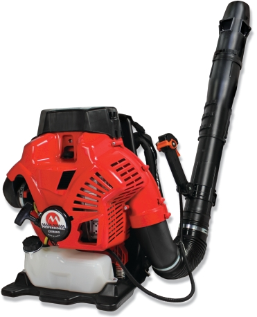 Maruyama BL9000 Backpack leaf blower with two-stroke engine