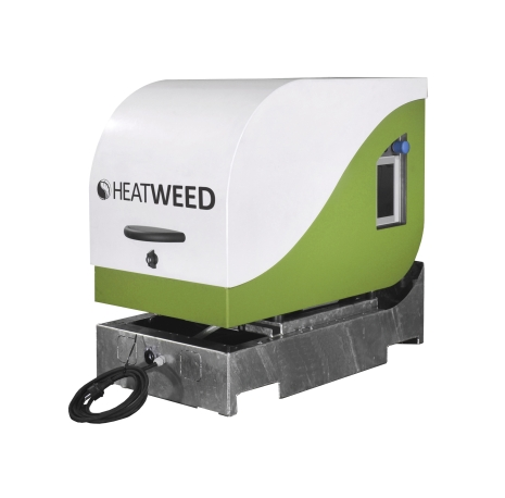 Heatweed Technologies Mini 2.1 Heet water onkruidbestrijdingsmachine