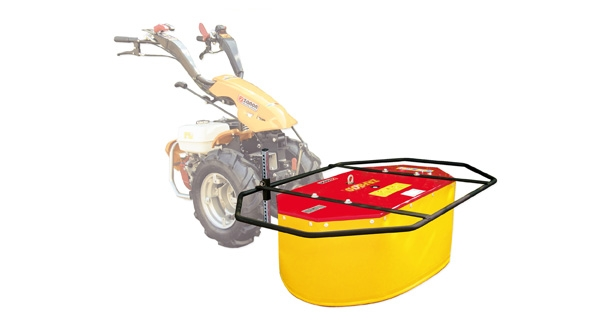 Zanon ZRF 800 Disc mower for motor cultivator