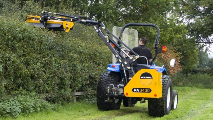 McConnel PA3430 Arm mower
