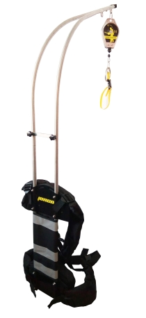 Jonco NCH010 Lightweight harness for lifting hand machines