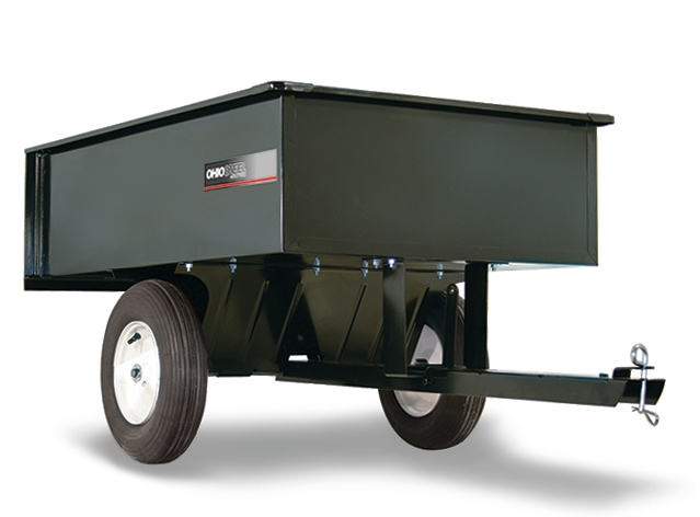 Ohio Steel 3048H Steel dump cart