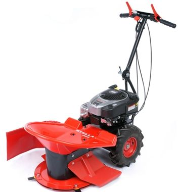 Vandy 58/60 SPE Rough terrain mower with petrol engine