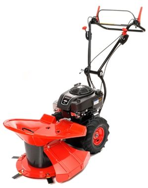 Vandy 64/75 SLEV Rough terrain mower with petrol engine