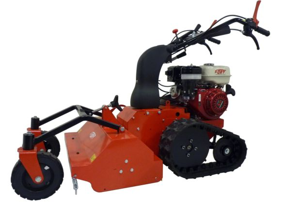 Fort FTR750 GX270 R Flail mower with petrol engine