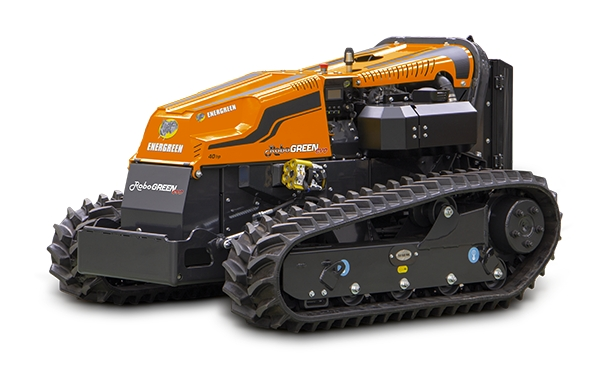 Remote controlled tool carrier Energreen RoboGREEN Evo