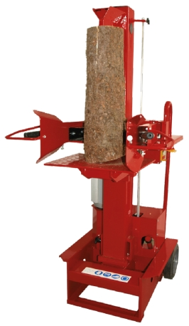 Vogesen Blitz Hobby 8 T Log splitter with 3,0 kW electric engine