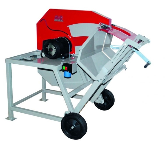 Vogesen Blitz WKS650 CR  Circular saw with trestle