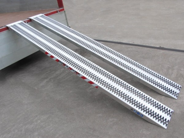 Metalmec M060B3 Loading ramp
