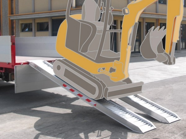 Metalmec M075 Loading ramp