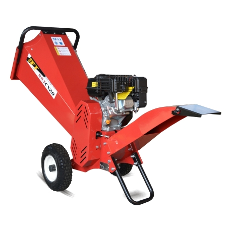 Jonco MC60 Wood chipper with petrol engine