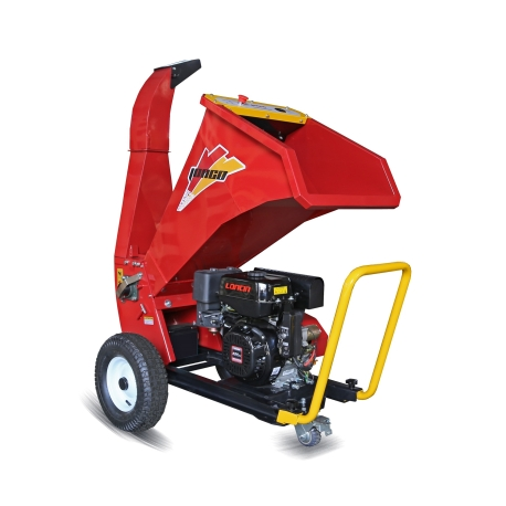 Jonco MC100 Wood chipper with petrol engine