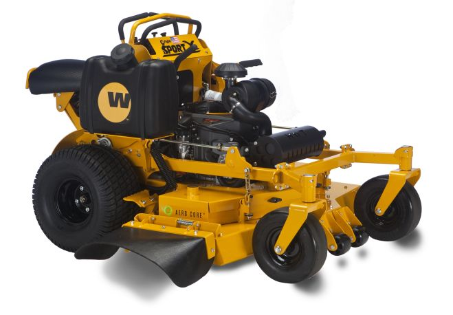 Wright Sport X WSPX61SFX730E Lawn petrol tractor