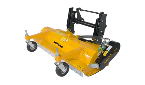 Flail mower for hydraulic power 35-70 l/min Müthing MU-FM Hydro