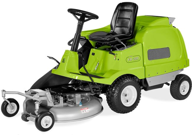 Grillo FD220R-16 Frontal petrol lawn tractor