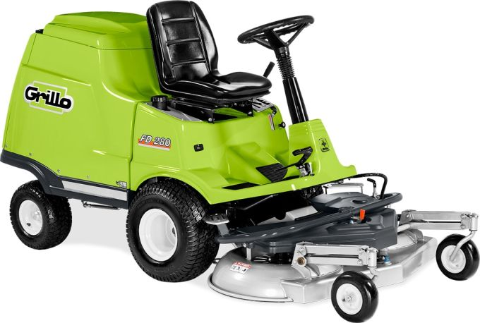 Grillo FD280 Frontal petrol lawn tractor