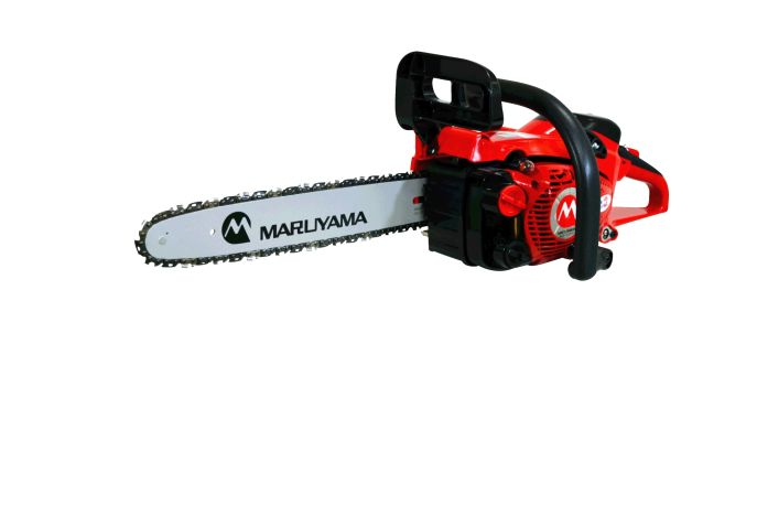 "Maruyama MCV3101S/14"" Chain saw with two-stroke engine"