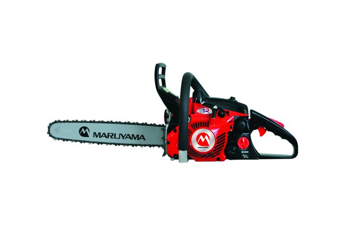 Maruyama MCV3501 Chain saw with two-stroke engine